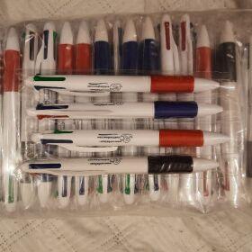 4-Farben Kugelschreiber zum Auslegen auf Terrarien-/Aquarienbörsen